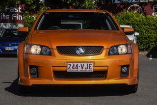 2010 Holden Commodore VE II SS Sportwagon Orange 6 Speed Sports Automatic Wagon