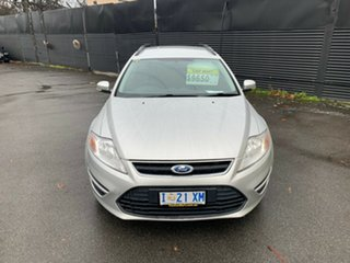 2011 Ford Mondeo MC LX PwrShift TDCi Silver 6 Speed Sports Automatic Dual Clutch Wagon.