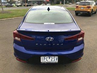 2019 Hyundai Elantra AD.2 MY19 Active Blue 6 Speed Sports Automatic Sedan