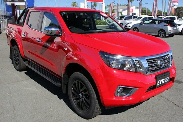 New Nissan Navara D23 S4 MY19 ST, 2019 Nissan Navara D23 S4 MY19 ST Burning Red 7 Speed Sports Automatic Utility