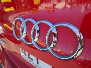 2012 Audi A5 8T MY12 Multitronic Red 8 Speed Constant Variable Coupe