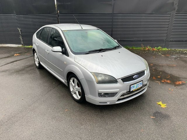 Used Ford Focus LS Zetec, 2006 Ford Focus LS Zetec Silver 5 Speed Manual Hatchback