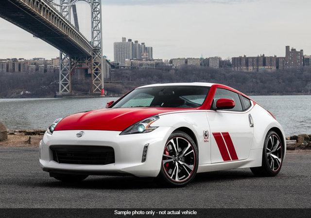 New Nissan 370Z Z34 MY20 50th Anniversary, 2019 Nissan 370Z Z34 MY20 50th Anniversary Xdv 7 Speed Sports Automatic Coupe