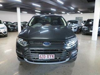 2014 Ford Territory SZ MkII Titanium Seq Sport Shift AWD Black 6 Speed Sports Automatic Wagon.