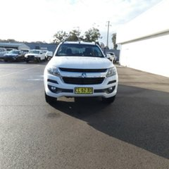 2017 Holden Trailblazer RG MY18 LT White 6 Speed Sports Automatic Wagon.