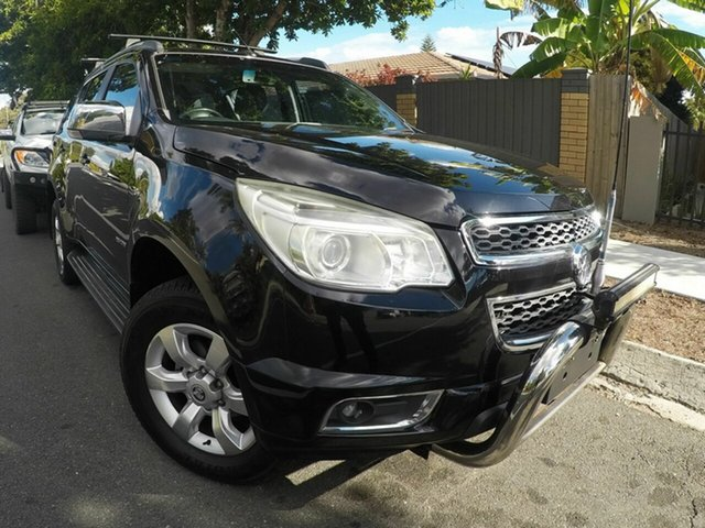 Used Holden Colorado 7  LTZ, 2012 Holden Colorado 7 LTZ Black 6 Speed Auto Active Select Wagon
