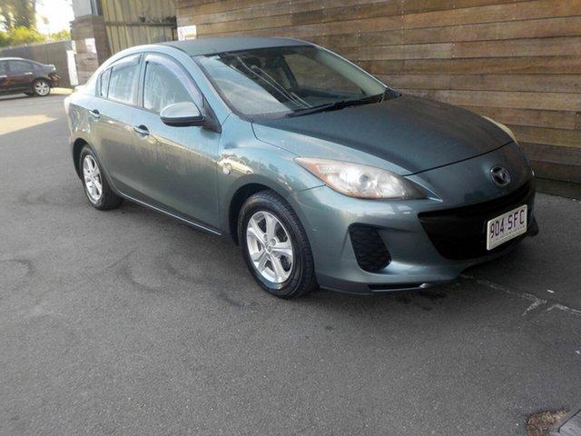 Used Mazda 3 BL10F2 Neo, 2011 Mazda 3 BL10F2 Neo Grey 6 Speed Manual Sedan