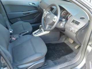 2008 Holden Astra AH MY09 CD Grey 4 Speed Automatic Hatchback
