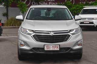 2018 Holden Equinox EQ MY18 LT FWD Silver 6 Speed Sports Automatic Wagon