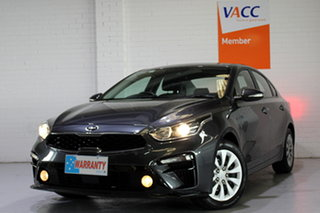 2018 Kia Cerato BD MY19 S Grey 6 Speed Sports Automatic Sedan
