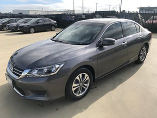 2013 Honda Accord 9th Gen MY13 VTi Modern Steel 5 Speed Sports Automatic Sedan