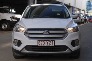 2019 Ford Escape ZG 2019.75MY Trend 2WD Frozen White 6 Speed Sports Automatic Wagon