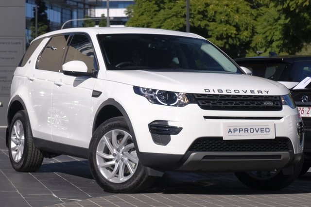 Used Land Rover Discovery Sport L550 17MY TD4 150 SE, 2017 Land Rover Discovery Sport L550 17MY TD4 150 SE Fuji White 9 Speed Sports Automatic Wagon