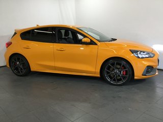 2020 Ford Focus SA 2020.25MY ST Orange Fury 6 Speed Manual Hatchback