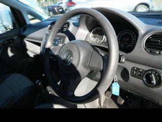 2013 Volkswagen Caddy 2K MY13 TSI160 White 5 Speed Manual Van