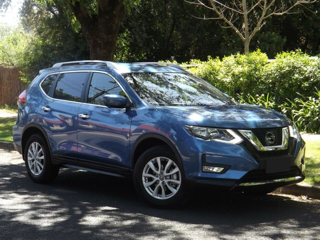 New Nissan X-Trail T32 Series II ST-L X-tronic 2WD, 2020 Nissan X-Trail T32 Series II ST-L X-tronic 2WD Blue 7 Speed Constant Variable Wagon