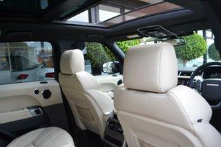 2014 Land Rover Range Rover Sport L494 15.5MY SDV8 HSE Dynamic Black Metallic 8 Speed