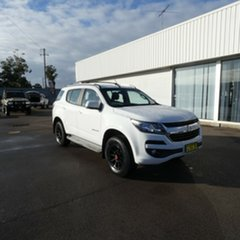 2017 Holden Trailblazer RG MY18 LT White 6 Speed Sports Automatic Wagon