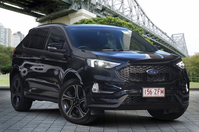 Used Ford Endura CA 2019MY ST-Line SelectShift FWD, 2019 Ford Endura CA 2019MY ST-Line SelectShift FWD Black 8 Speed Sports Automatic Wagon