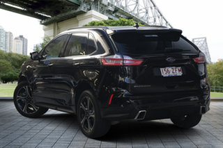 2019 Ford Endura CA 2019MY ST-Line SelectShift FWD Black 8 Speed Sports Automatic Wagon.