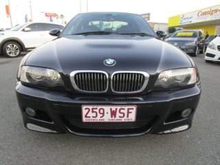 2003 BMW M3 E46 MY2004 SMG Black 6 Speed Coupe