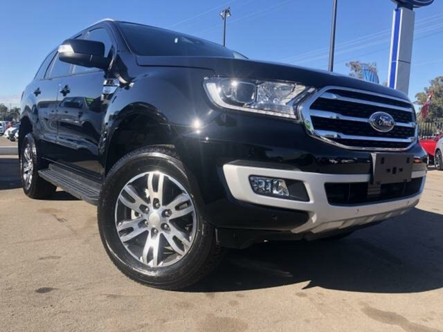 Demo Ford Everest  , Ford EVEREST 2020.25 SUV TREND . 3.2L 6A (zTAJ9AD)