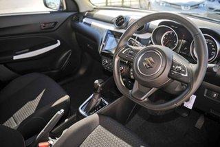 2019 Suzuki Swift AZ GL Navigator White 1 Speed Hatchback