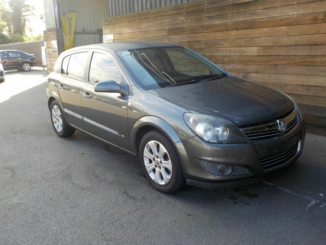 Used Holden Astra AH MY09 CD, 2008 Holden Astra AH MY09 CD Grey 4 Speed Automatic Hatchback