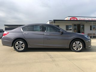 2013 Honda Accord 9th Gen MY13 VTi Modern Steel 5 Speed Sports Automatic Sedan.
