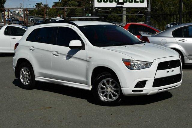 Used Mitsubishi ASX XA (2WD), 2011 Mitsubishi ASX XA (2WD) White 5 Speed Manual Wagon