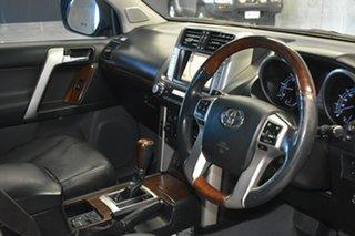 2010 Toyota Landcruiser Prado KDJ150R Kakadu (4x4) Black 5 Speed Sequential Auto Wagon.
