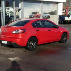 2010 Mazda 3 BL10F1 Neo Red 6 Speed Manual Sedan