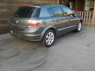 2008 Holden Astra AH MY09 CD Grey 4 Speed Automatic Hatchback.
