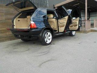 2006 BMW X5 E53 MY06 Steptronic Black 6 Speed Sports Automatic Wagon