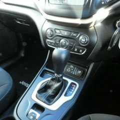 2014 Jeep Cherokee KL MY15 Sport Blue 9 Speed Sports Automatic Wagon
