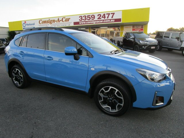 Used Subaru XV G4X MY17 2.0i Lineartronic AWD Special Edition, 2016 Subaru XV G4X MY17 2.0i Lineartronic AWD Special Edition Blue 6 Speed Constant Variable Wagon
