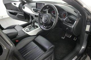 2016 Audi A7 4G MY17 Bi-Turbo Sportback Tiptronic Quattro Daytona Grey 8 Speed Sports Automatic