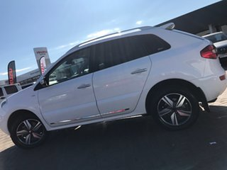 2014 Renault Koleos H45 Phase III Bose White 1 Speed Constant Variable SUV