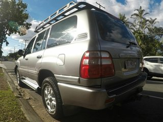 2004 Toyota Landcruiser UZJ100R Kakadu Silver 5 Speed Auto Active Select Wagon