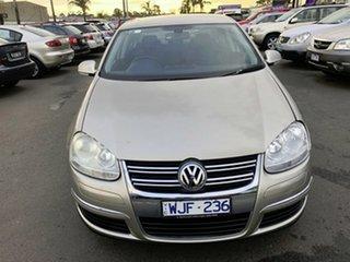 2008 Volkswagen Jetta 1KM MY08 TDI DSG 6 Speed Sports Automatic Dual Clutch Sedan.