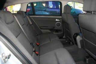 2010 Holden Commodore VE II SV6 Sportwagon Silver 6 Speed Sports Automatic Wagon