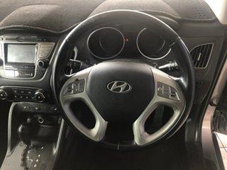 2012 Hyundai ix35 LM2 SE Grey 6 Speed Sports Automatic Wagon