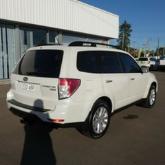 2011 Subaru Forester S3 MY11 XS AWD White 5 Speed Manual Wagon