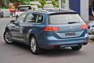 2018 Volkswagen Passat 3C (B8) MY18 132TSI DSG Comfortline Blue 7 Speed Sports Automatic Dual Clutch.