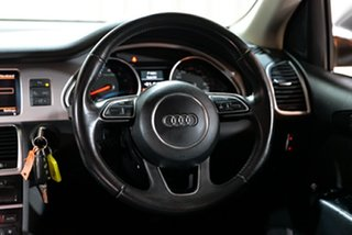 2012 Audi Q7 MY12 TFSI Tiptronic Quattro Grey 8 Speed Sports Automatic Wagon