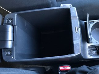 2008 Toyota Corolla ZRE152R Ascent Black 4 Speed Automatic Sedan