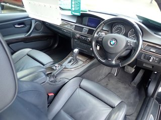 2011 BMW 3 Series E92 MY11 320d Steptronic Black Magic 6 Speed Sports Automatic Coupe