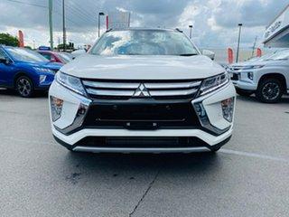 2018 Mitsubishi Eclipse Cross YA MY19 Exceed 2WD White 8 Speed Wagon