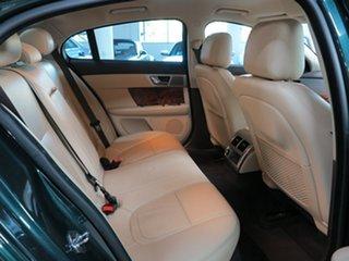 2013 Jaguar XF X250 MY13 Luxury British Racing Green 8 Speed Sports Automatic Sedan