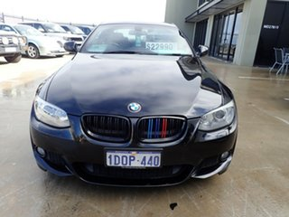 2011 BMW 3 Series E92 MY11 320d Steptronic Black Magic 6 Speed Sports Automatic Coupe.